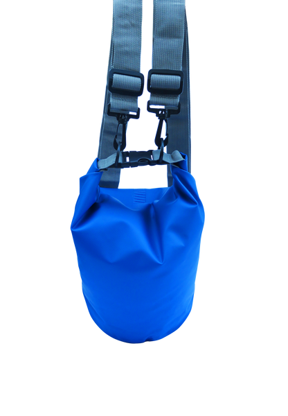Adventure Dry Bag Size 5L (Sail Away Blue Backpack)