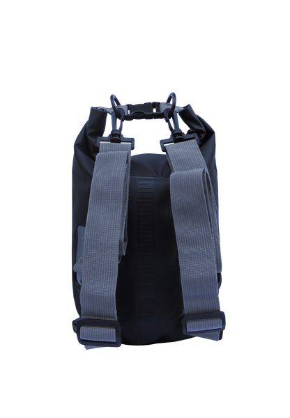Adventure Dry Bag Size 5L (Basalt Black Backpack)