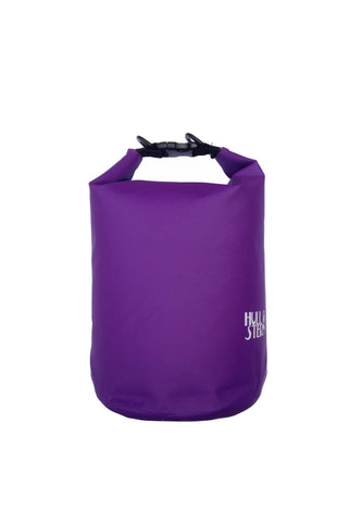 Adventure Dry Bag Size 5L (Deep Sea Violet Backpack)
