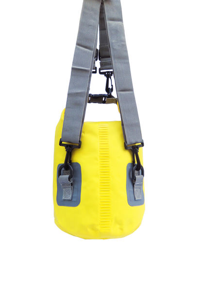 [LIMITED EDITION: Say Yes] Adventure Dry Bag Size 5L (Sunlight Yellow Backpack)