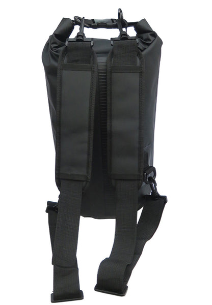 Adventure Dry Bag Size 10L (Basalt Black Backpack)
