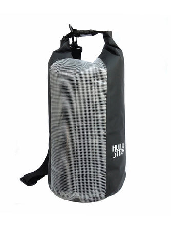 Adventure Dry Bag Size 10L (Basalt Black Window)
