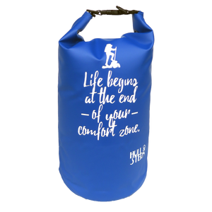 [LIMITED EDITION: Life Begins] Adventure Dry Bag Size 10L (Sail Away Blue Backpack)