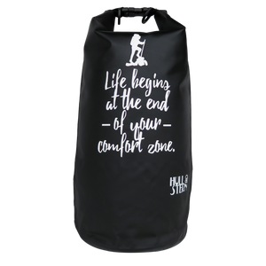 [LIMITED EDITION: Life Begins] Adventure Dry Bag Size 10L (Basalt Black Backpack)