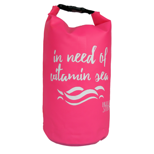 [LIMITED EDITION: Vitamin Sea] Adventure Dry Bag Size 10L (Sea Salt Pink)