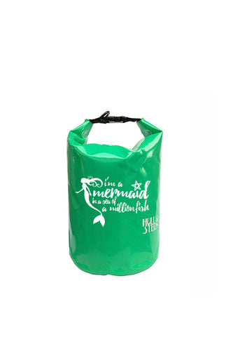 [LIMITED EDITION: Mermaid in a Million] Adventure Dry Bag Size 5L in Sea Foam Green