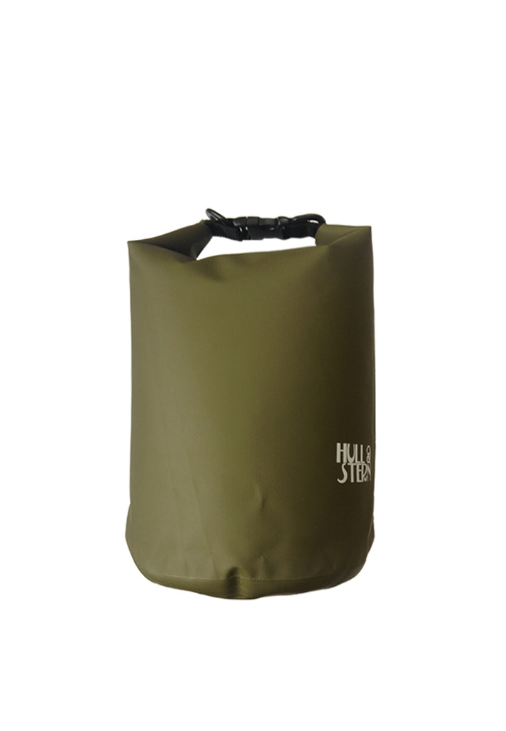 Adventure Dry Bag Size 5L (Forest Green Backpack)