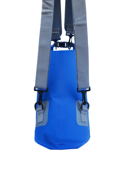 Adventure Dry Bag Size 10L (Sail Away Blue Backpack)