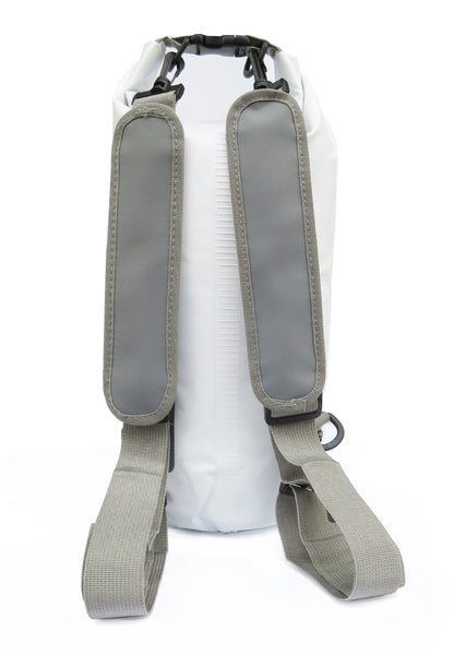 Adventure Dry Bag Size 10L (North Star White Classic Backpack)