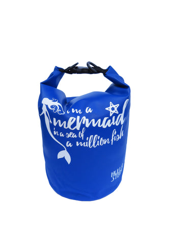 [LIMITED EDITION: Mermaid in a Million] Adventure Dry Bag Size 5L in Sail Away Blue
