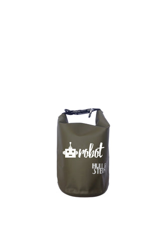[LIMITED EDITION: robot] Adventure Dry Bag Size 2L (Forest Green)