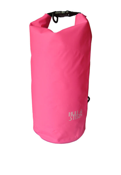 Hull Stern Waterproof Adventure Dry Bag 10L Sea Salt Pink Nouveau
