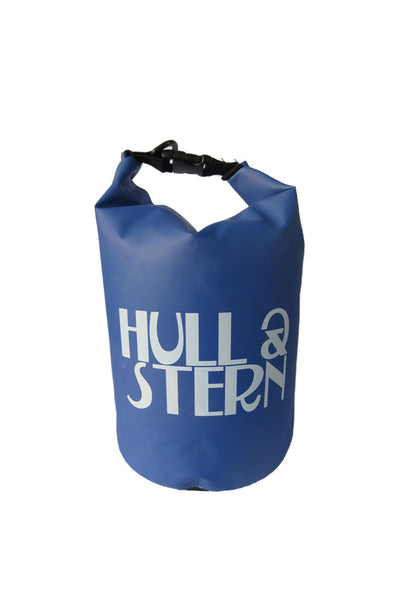Hull Stern Waterproof Adventure Dry Bag 5L Sail Away Blue Classic