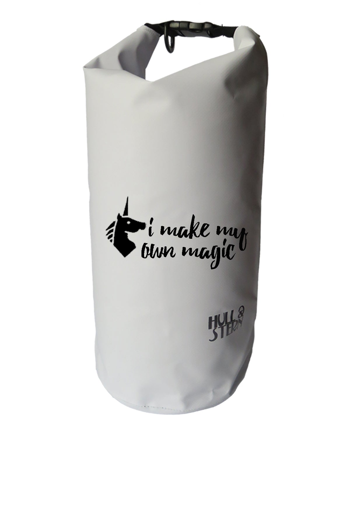 [CLEARANCE] LIMITED EDITION: Unicorn Magic Adventure Dry Bag Size 10L in North Star White