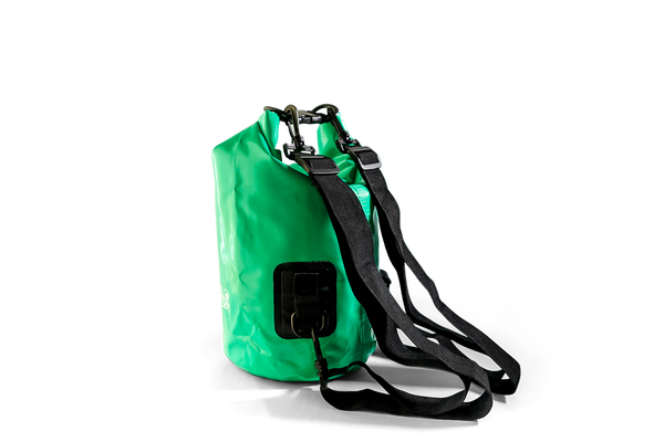 Adventure Dry Bag Size 5L (Sea Foam Green Backpack)