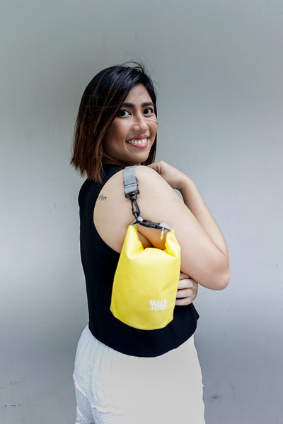 Adventure Dry Bag Size 2L (Sunlight Yellow)