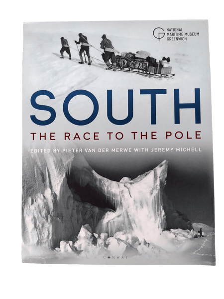 South: The Race to the Pole - National Maritime Museum (Paperback Book)