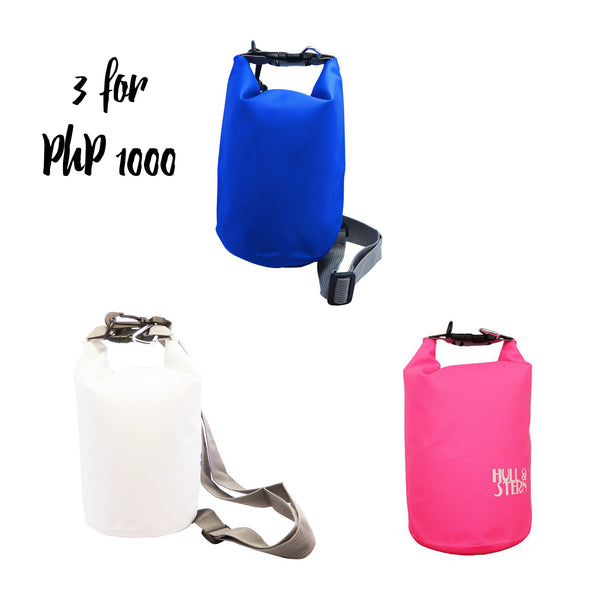 Christmas Bundle: 3 for P1000 (Adventure Dry Bag Size 2L )