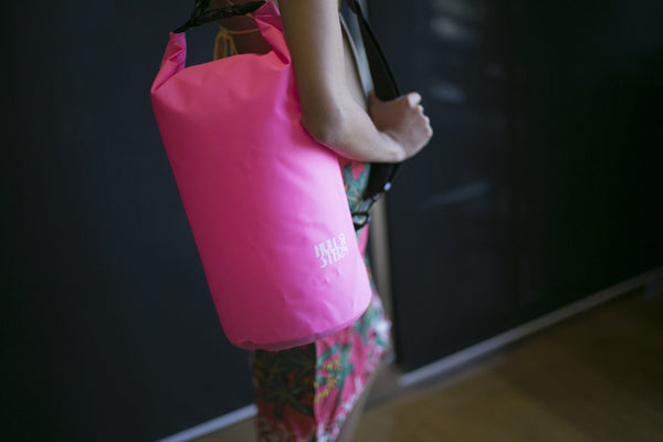 Dry Bag - Adventure Dry Bag Size 10L (Sea Salt Pink Classic)