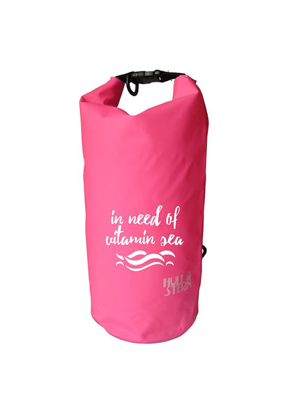 [CLEARANCE] LIMITED EDITION: Vitamin Sea Adventure Dry Bag Size 10L (Sea Salt Pink)