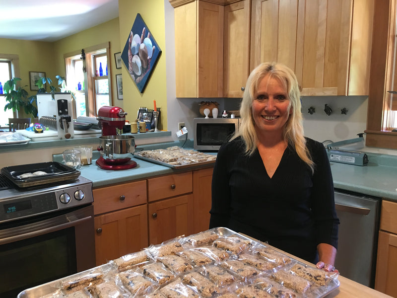 Meet Our Producers: Sherry Winnie - Sherry's Trail Bars