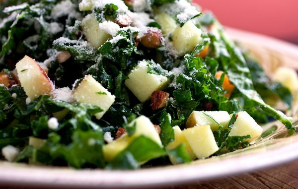 Russian to the Kitchen for This Kale Salad!