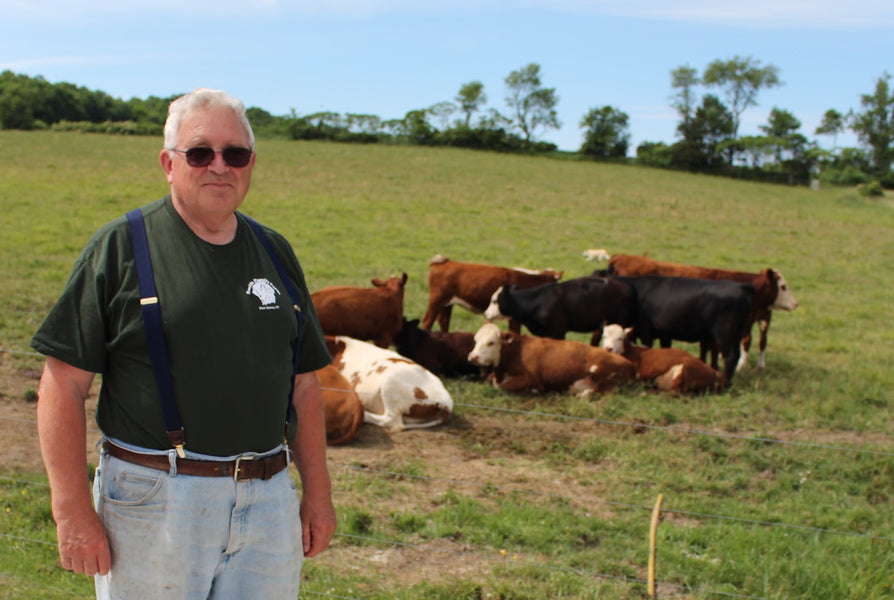 Meet Our Producers: Harvey Smith - Smith Family Farm