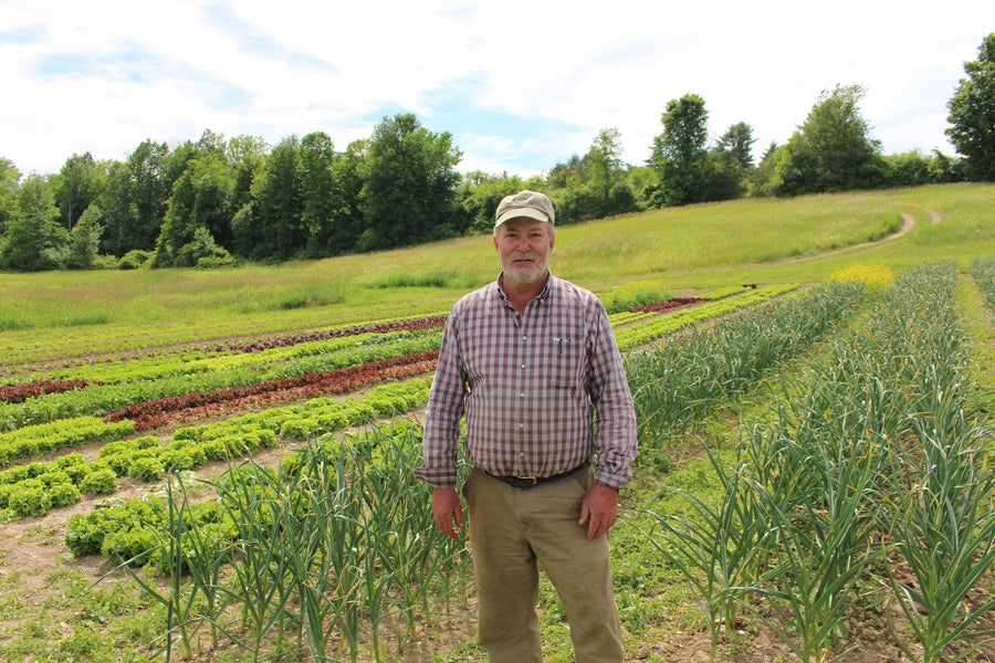 Meet Our Producers: Paul Horton - Foggy Meadow Farm