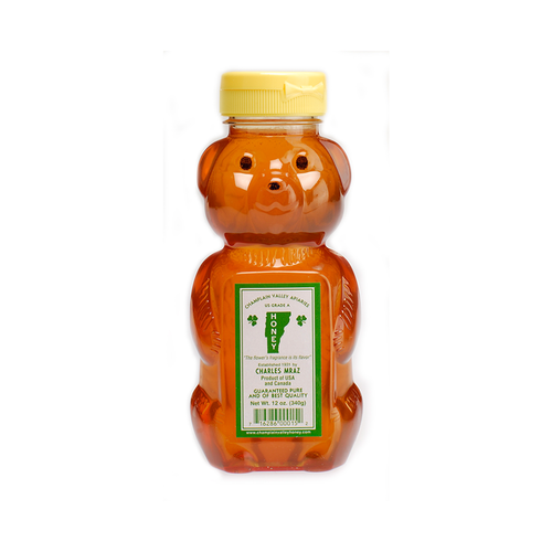 *Special!* Liquid Honey Bears (Champlain Valley Apiaries)