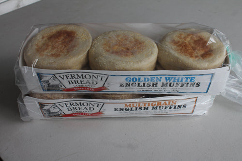 English Muffins from Vermont Bread Company