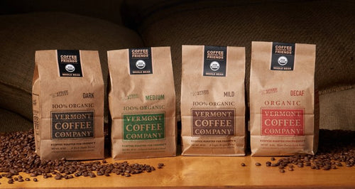 Coffee - Whole Beans (Vermont Coffee Company)