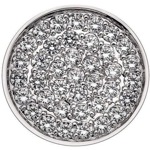 Emozioni Ice Sparkle Coin 33mm