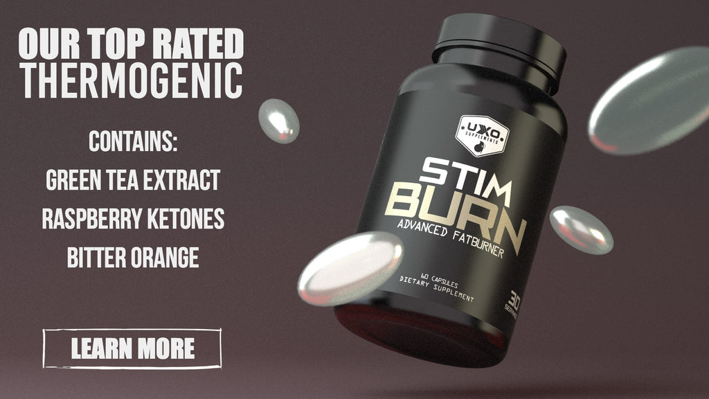 Our top rated thermogenic fat burner! Get yours today