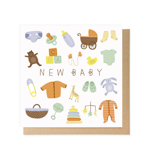 New Baby by Lauren Radley