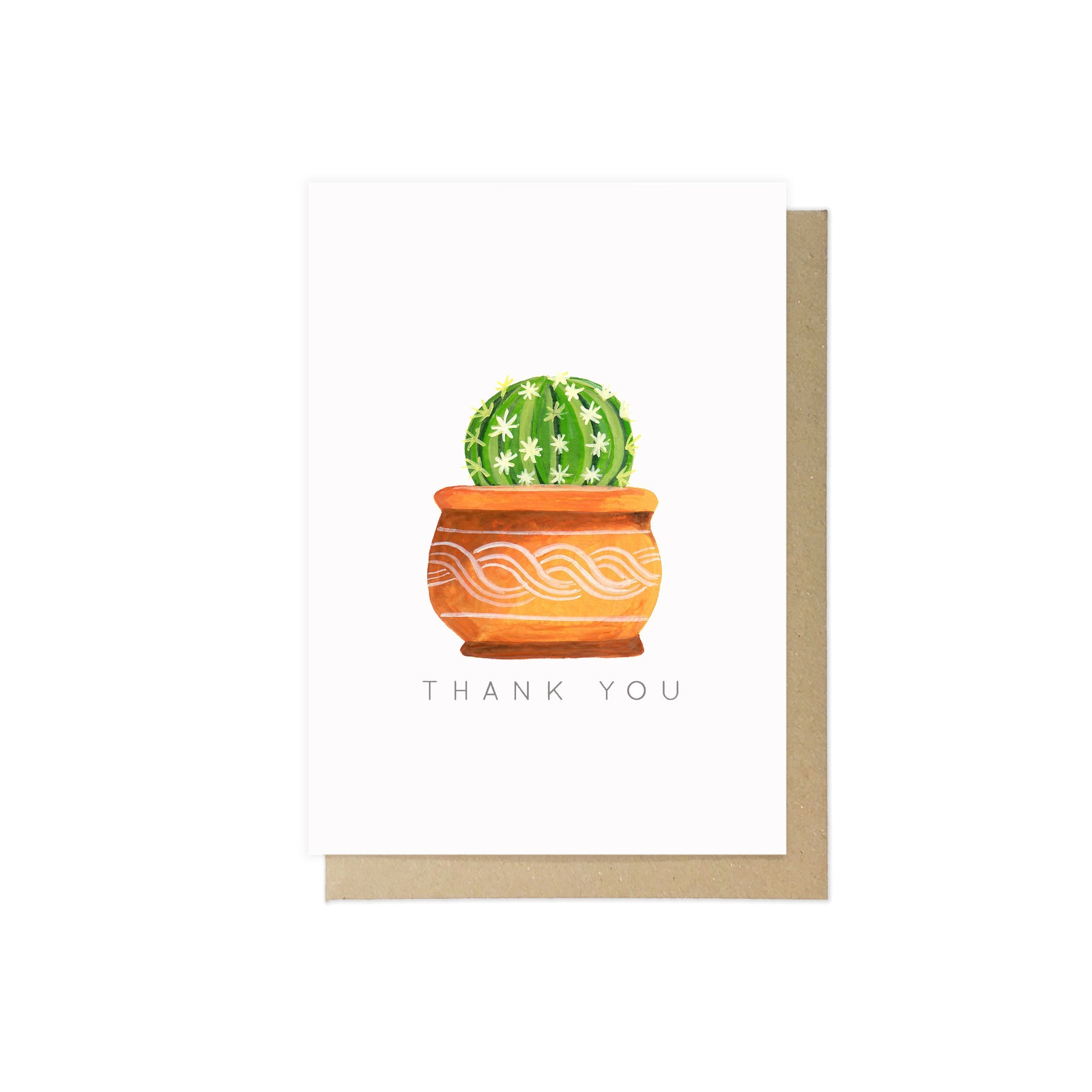 Cactus - Thank you by Lauren Radley