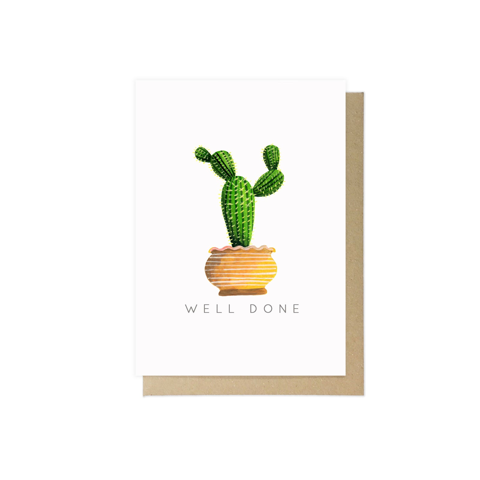 Cactus - Well Done by Lauren Radley