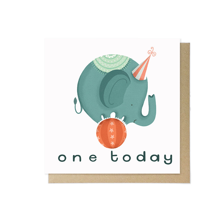 1 Today Card