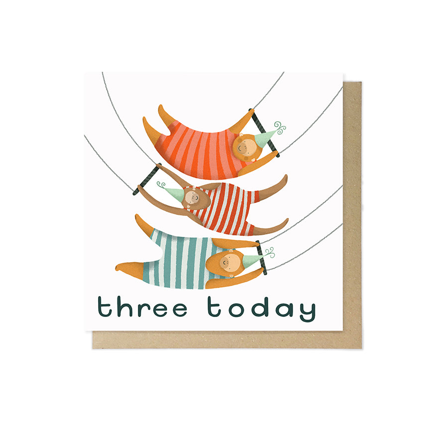 3 Today Card
