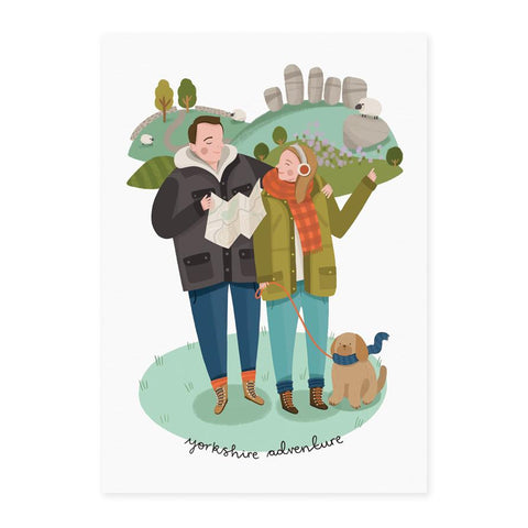 Sheffield Travel Poster Print