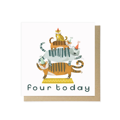 4 Today Card by Lauren Radley