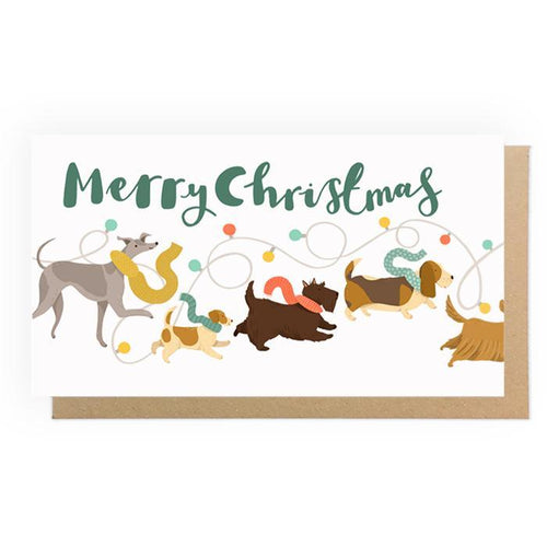 Christmas Dogs by Lauren Radley