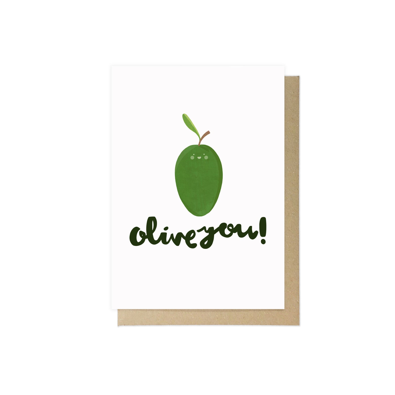 Olive You by Lauren Radley