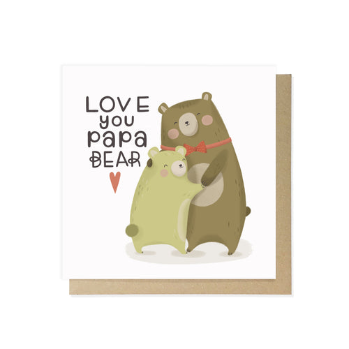 Papa Bear by Lauren Radley