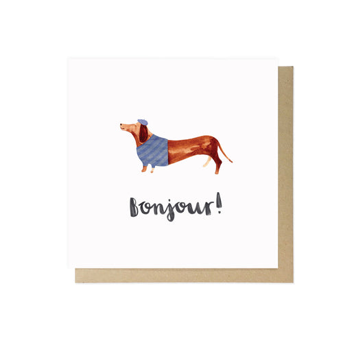 Sausage Dog by Lauren Radley