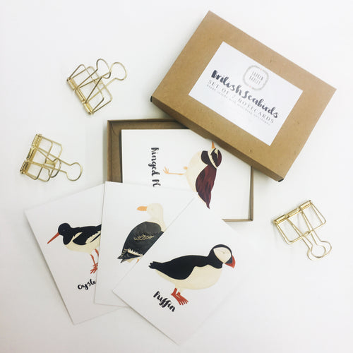 British Seabirds Box Set