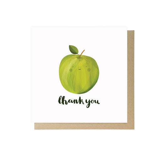Thank you apple by Lauren Radley