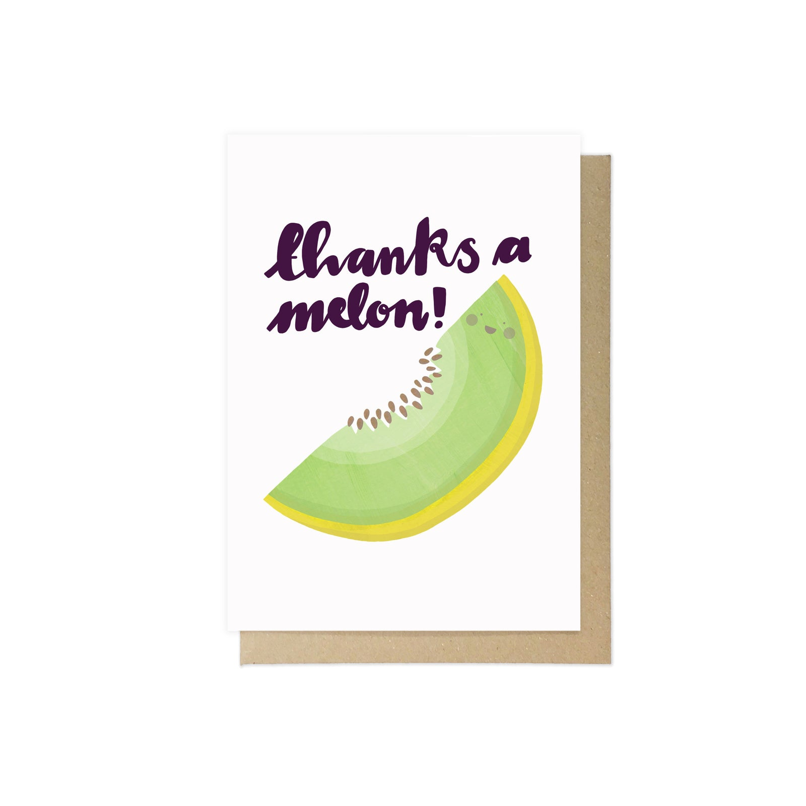 Thanks a Melon by Lauren Radley