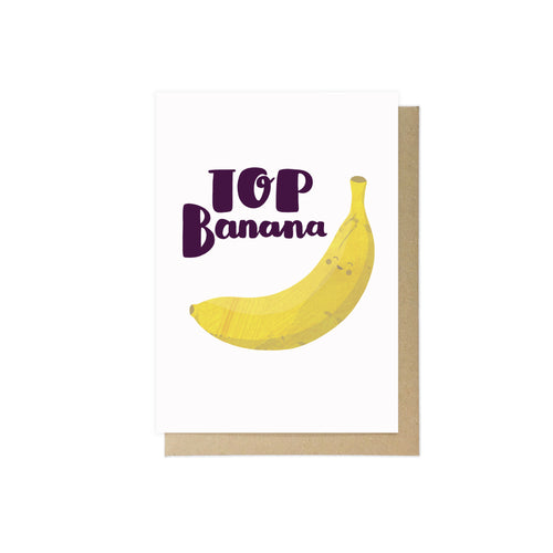 Top Banana by Lauren Radley