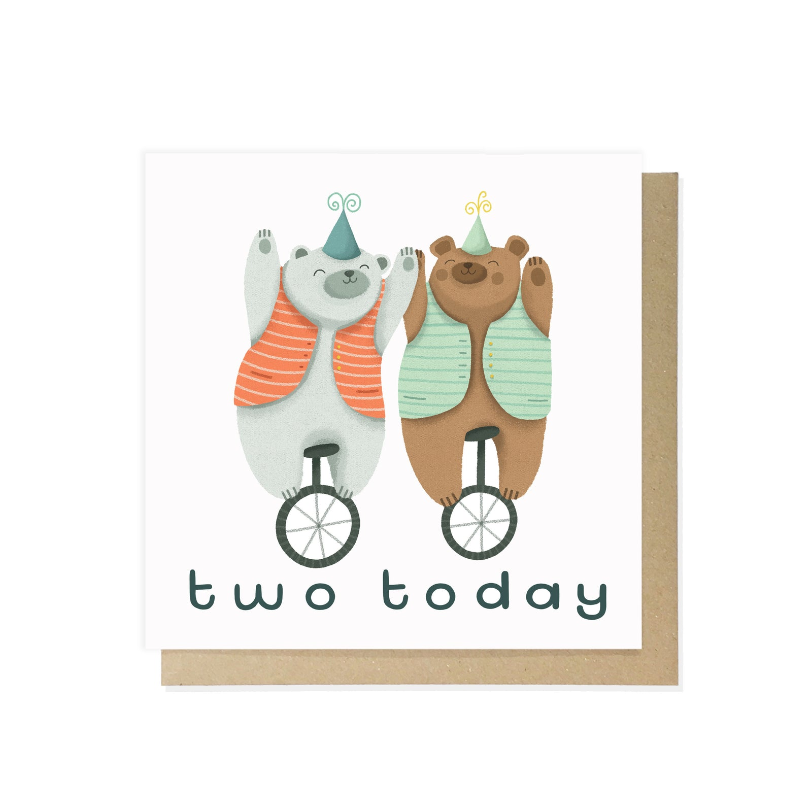 2 Today Card by Lauren Radley