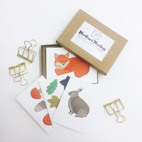 Woodland Wonders Box Set by Lauren Radley